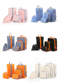 Multiple Sizes Travel Clothes Organizer 8 Different Sizes With Clever Double Zipper