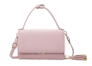 China Crossbody Shoulder Bags For Women Pu Leather Material With Sedex Certification supplier