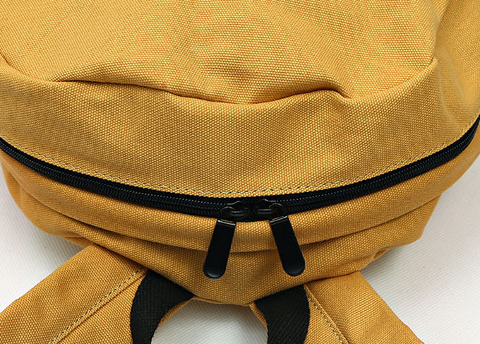 Low MOQ Hot sale New fasion Daily Man Custom Softback Cotton Fabric Backpack Bag Rucksack Backpack